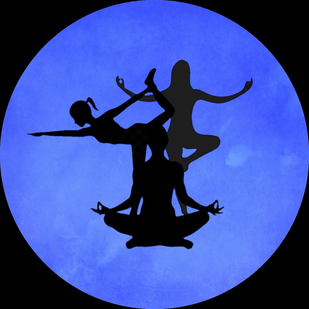 Hatha flow-ikon