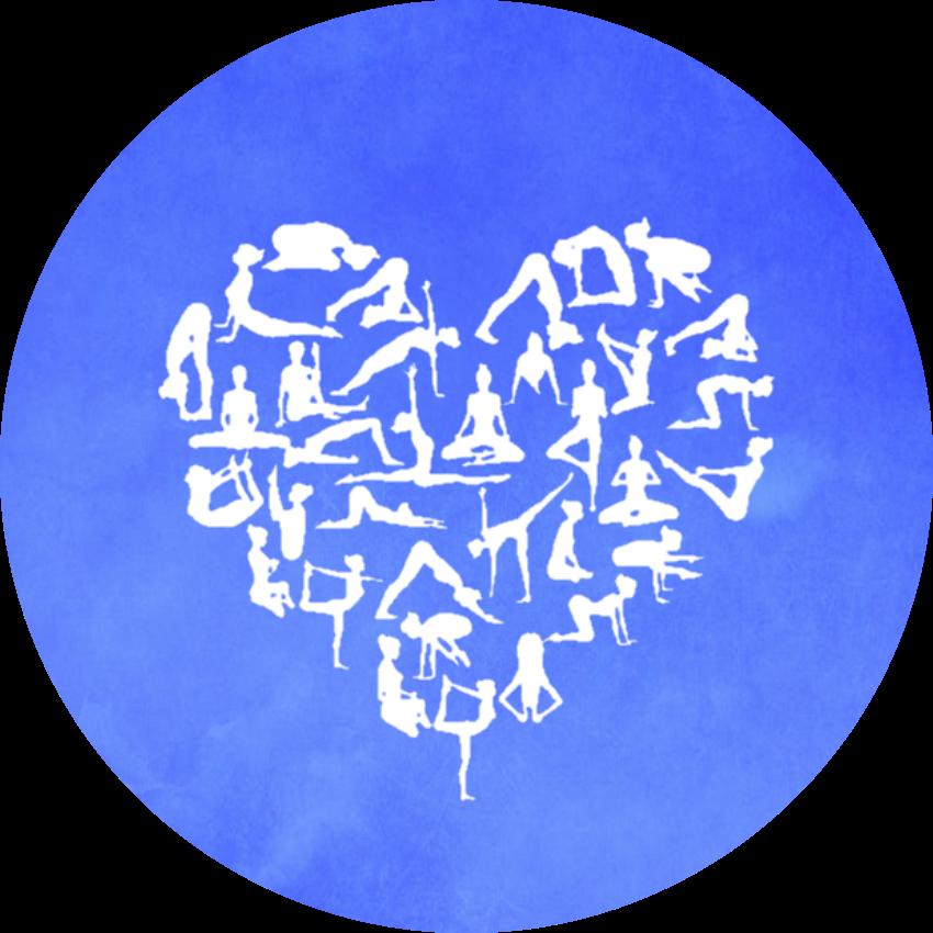 Yogastudie-ikon