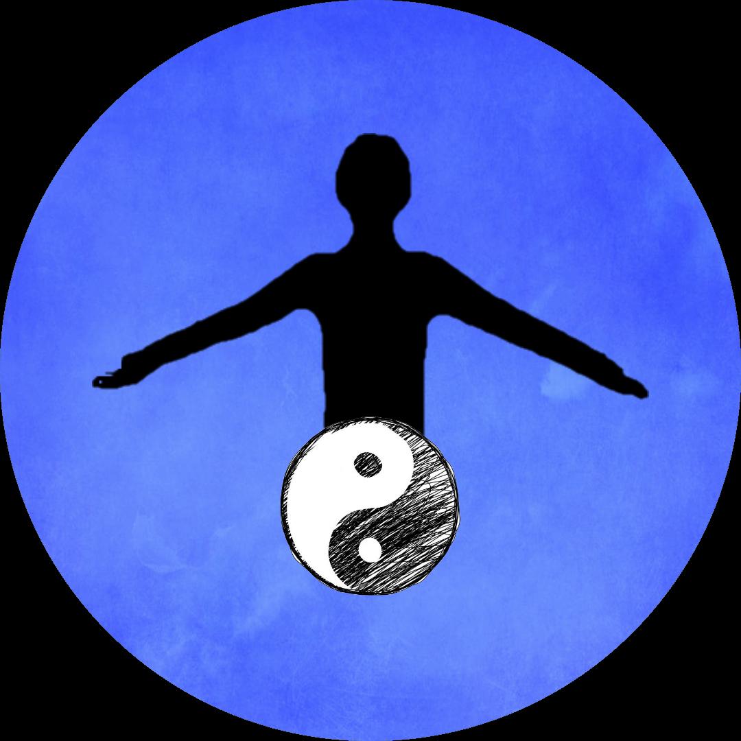 Yin Yoga-ikon