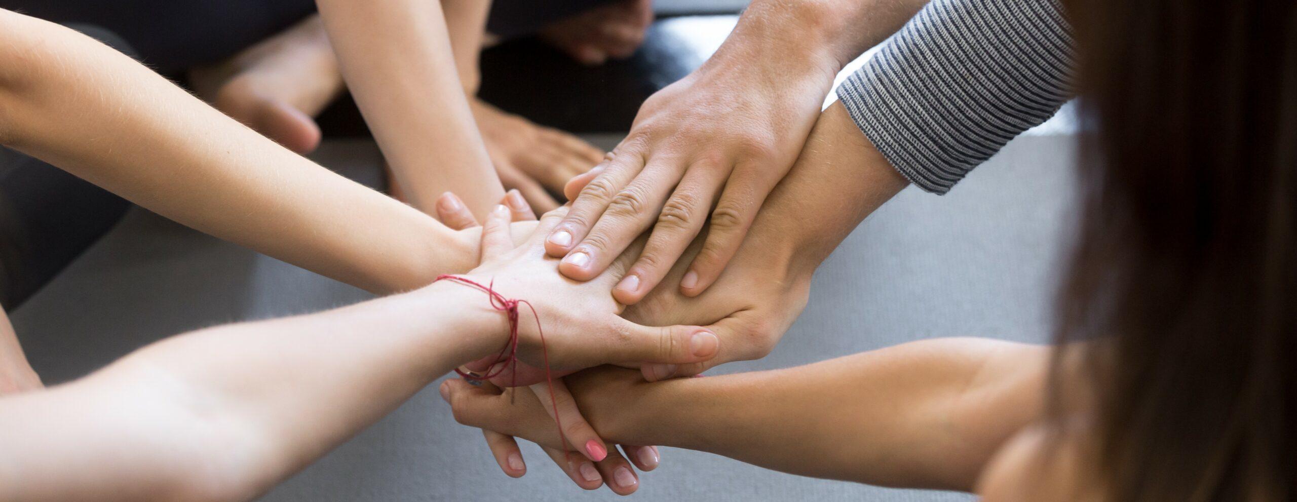 Workshops i Blå himmel hænder der mødes